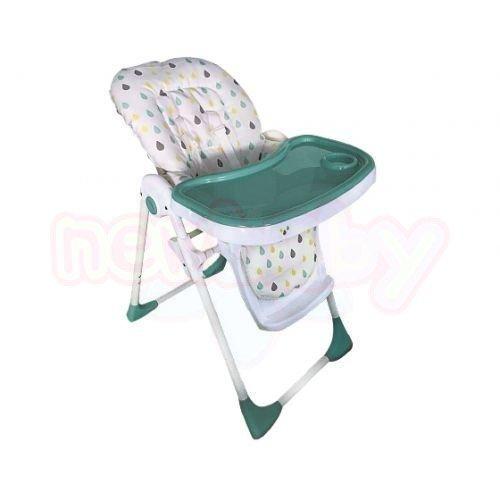 Стол за хранене Kikka Boo Familia Cielo Drops