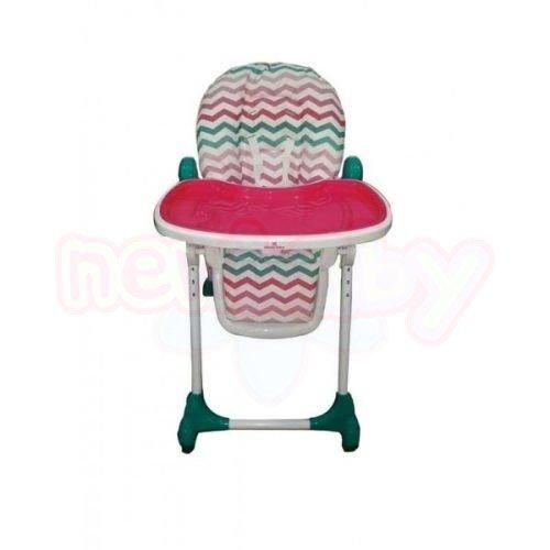 Стол за хранене Kikka Boo Zig-Zag Colors