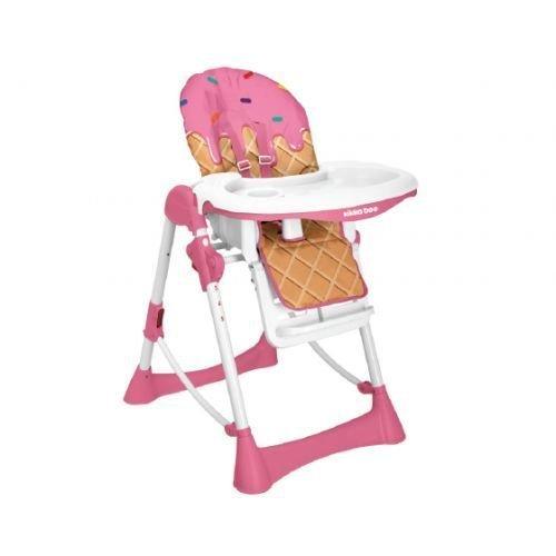 Стол за хранене Kikka Boo Ice cream Pink