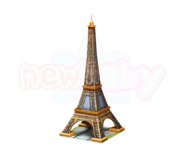 3D Пъзел Ravensburger 216 ел. - Айфеловата кула Париж