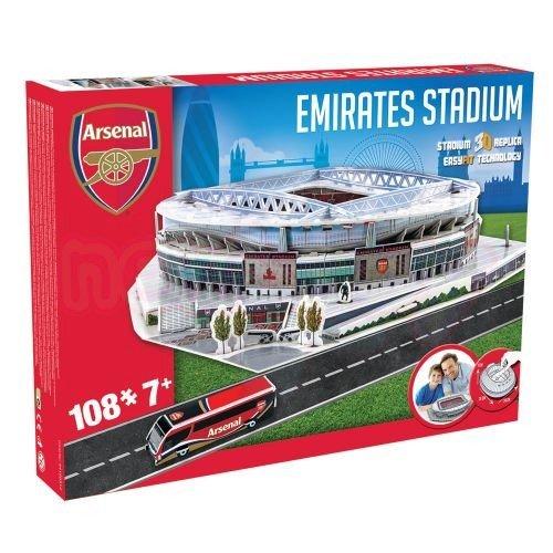 3D Пъзел Стадион Arsenal UK 3735 х4 Nanostad