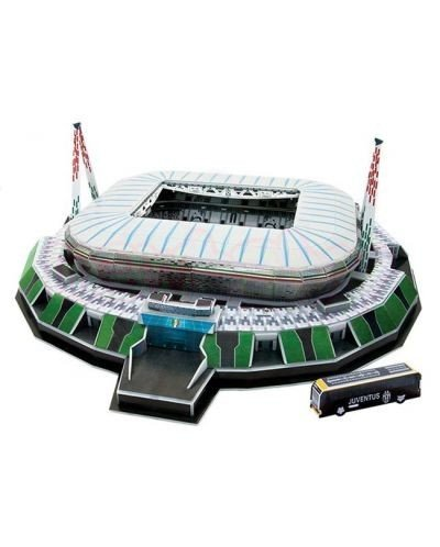 3D Пъзел Стадион Juventus UK 39001 х4 Nanostad