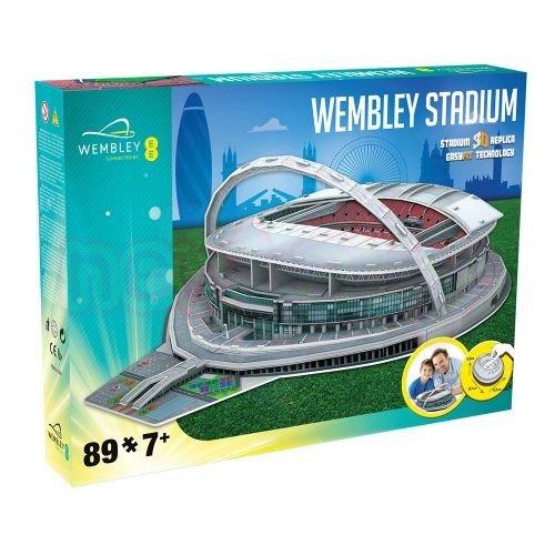 3D Пъзел Стадион Wembley UK Nanostad