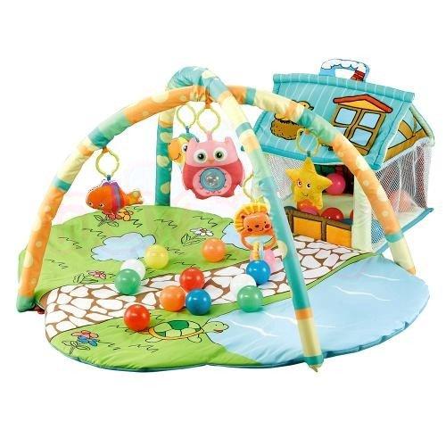 Активна гимнастика Moni Happy Farm