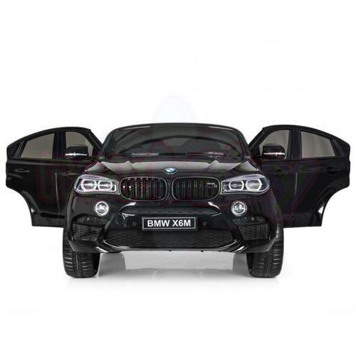 Акумулаторен джип BMW X6M