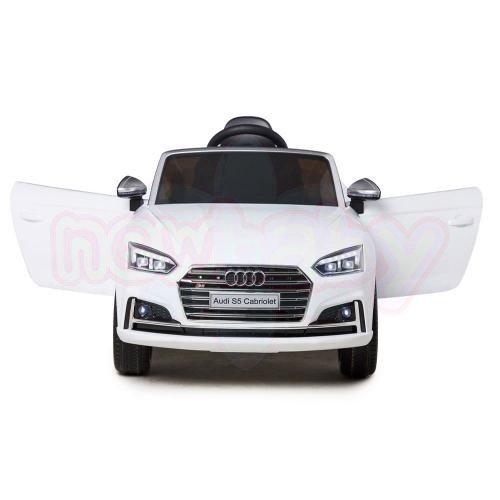 Акумулаторна кола Audi S5 Cabriolet
