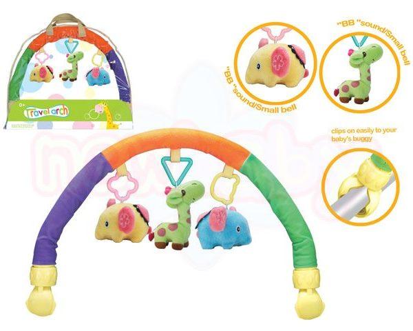 Арка за количка или кошарка Moni Travel Arch