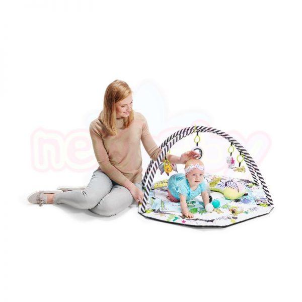 Бебешка активна гимнастика KinderKraft Smart Play
