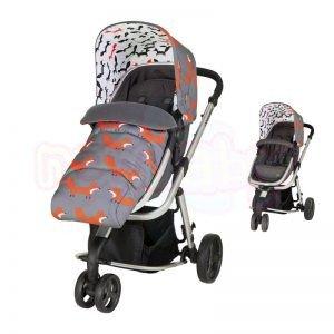 Бебешка количка 2в1 Cosatto GIGGLE MIX Mister Fox
