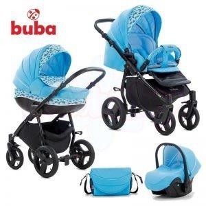 Бебешка количка 3в1 Buba Solo