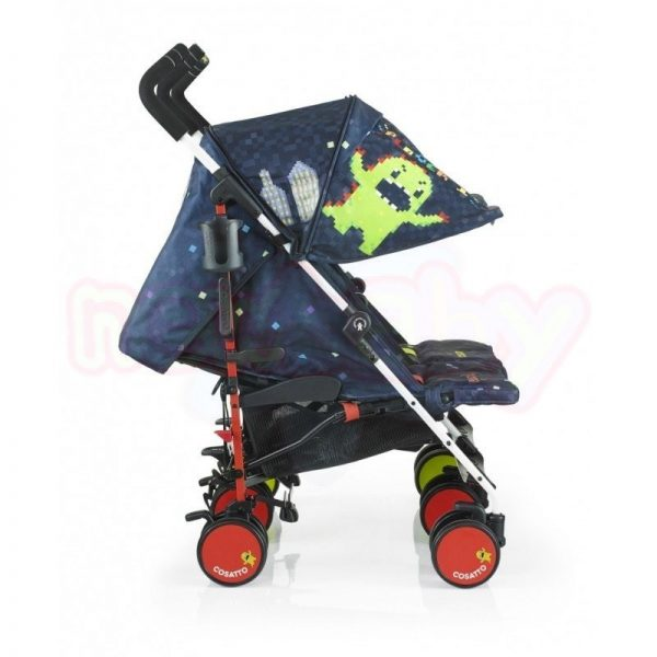 Бебешка количка за близнаци Cosatto SUPA DUPA MONSTER ARCADE