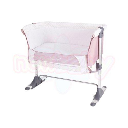 Бебешка кошара Kikka Boo Bonne Nuit Pink