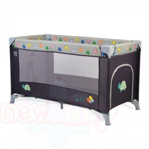 Бебешка кошара за игра Moni Safari
