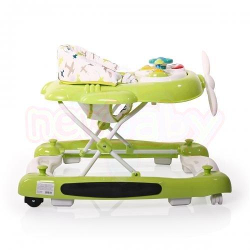 Бебешка проходилка Cangaroo Plane