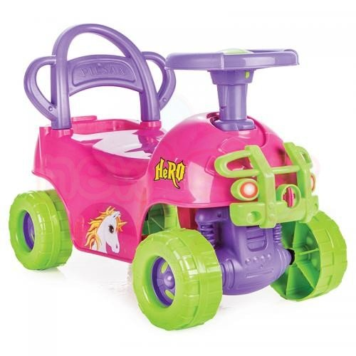 Детска кола за бутане Pilsan Hero