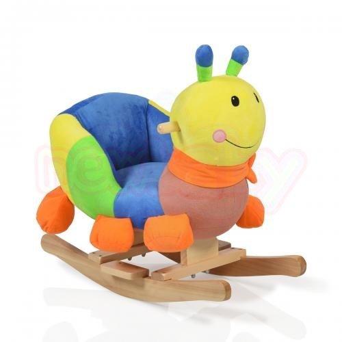 Детска люлка Moni Caterpillar