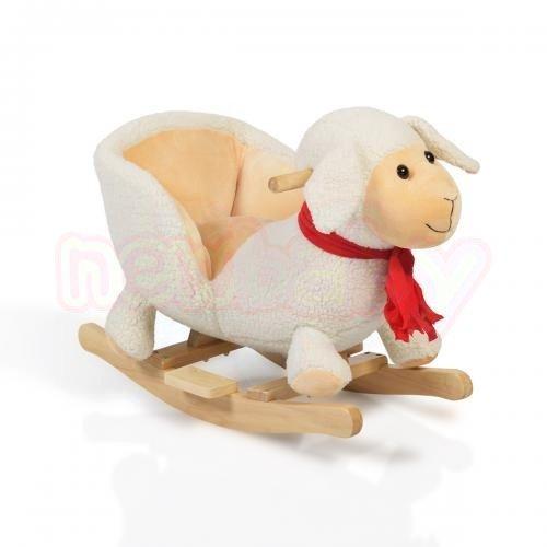 Детска люлка Moni Sheep