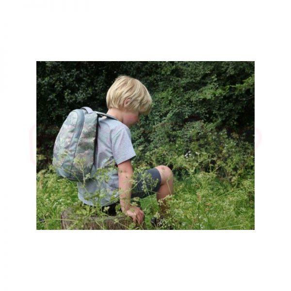 Детска раница LittleLife Adventurer Камуфлаж