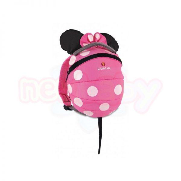 Детска раница LittleLife Disney Мини Маус
