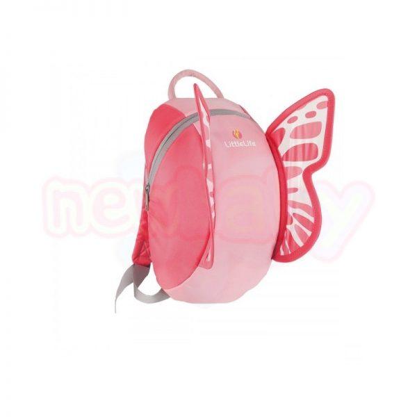 Детска раница LittleLife Пеперуда 6 литра
