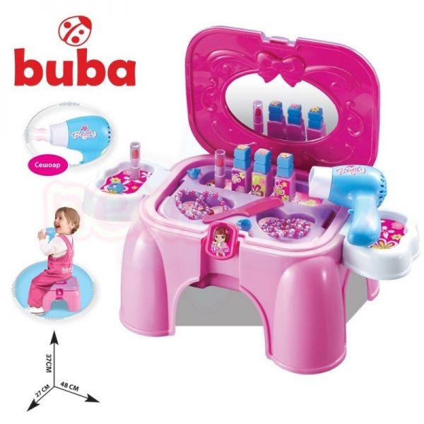 Детска тоалетка с аксесоари Buba Beauty