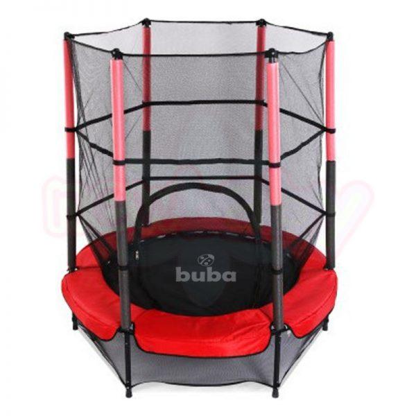 Детски батут Buba 4.5FT 140 см с мрежа