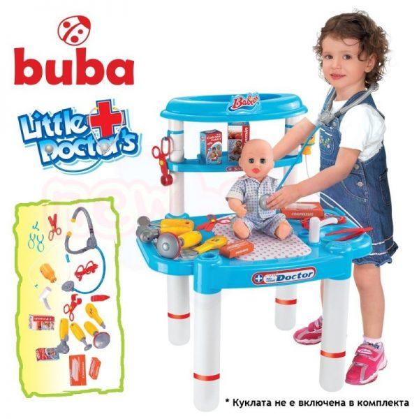 Детски докторски комплект Buba Little Doctors