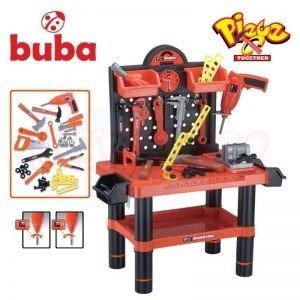 Детски комплект куфар с инструменти Buba Bricolage