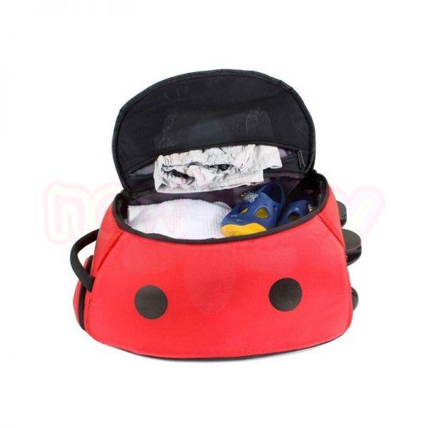 Детски куфар LittleLife Animal Калинка