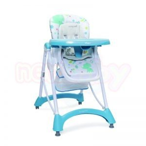 Детски стол за хранене Cagaroo Mint