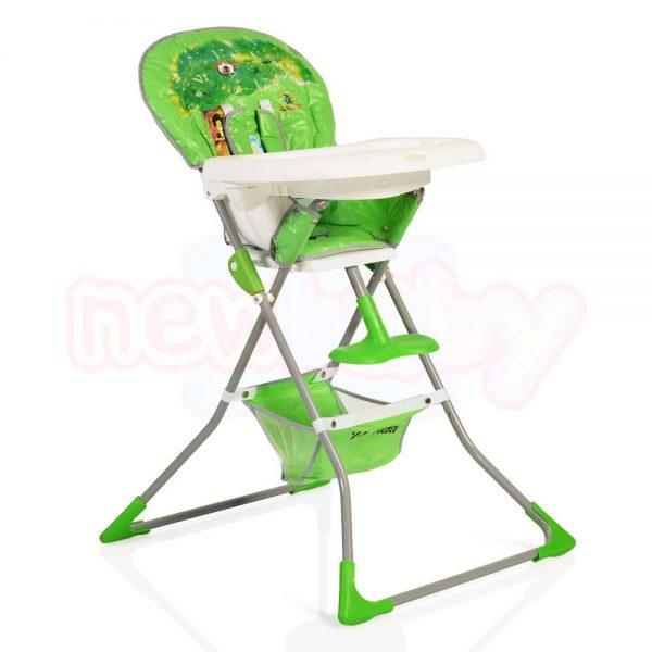 Детски стол за хранене Cangaroo Panda