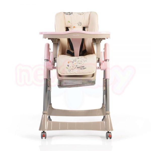 Детски стол за хранене Moni Cookie