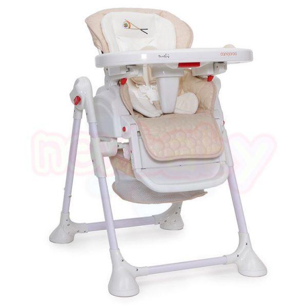 Детски стол за хранене - люлка Moni Sushi
