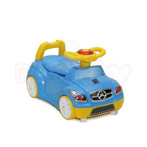 Детско гърне Moni Wheels 2в1