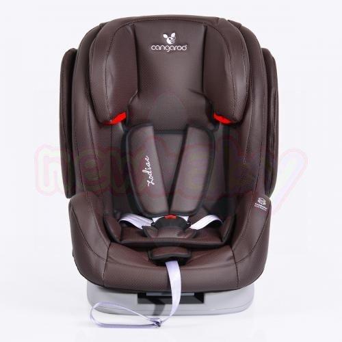 Детско столче за кола Cangaroo Zodiac еко-кожа