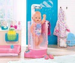 Душ за кукла Baby Born