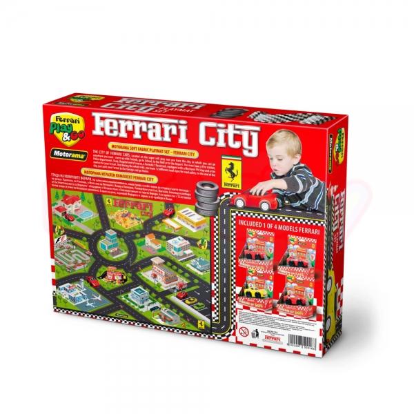 Градът на количките Ферари Ferrari City