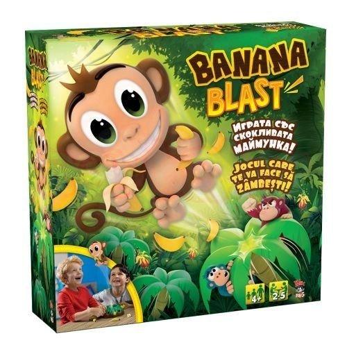 Игра Banana Blast Goliath