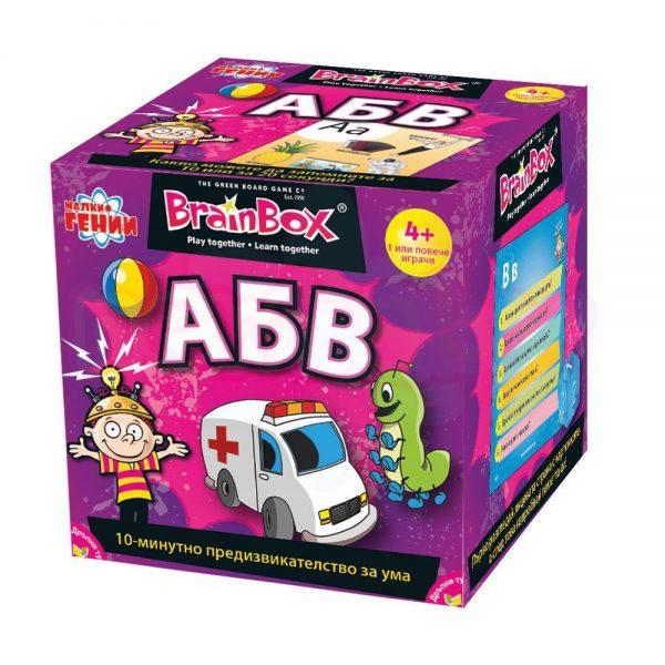 Игра Brain Box АБВ