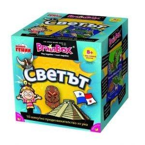 Игра Brain Box Светът