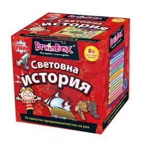 Игра Brain Box Световна история