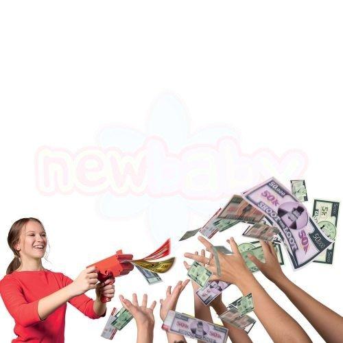 Игра Cash Машина за изстрелване на банкноти
