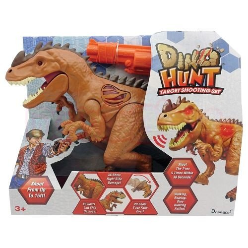 Игра Dragon Dino Hunt