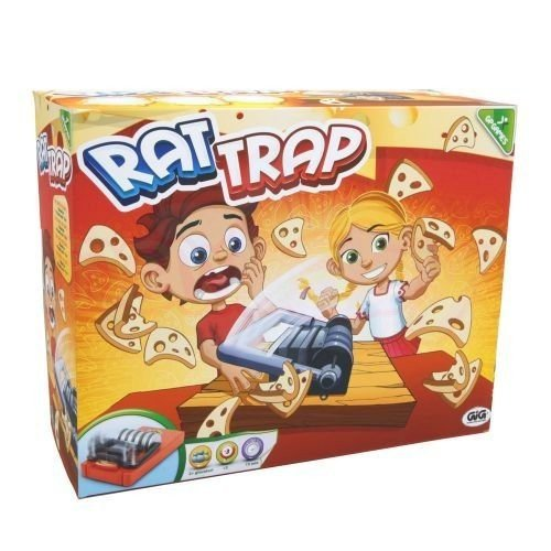 Игра Капан за мишки GP RAT TRAP