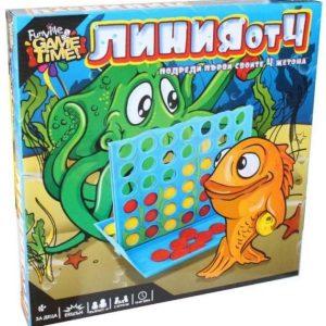 Игра Линия от 4 Funville