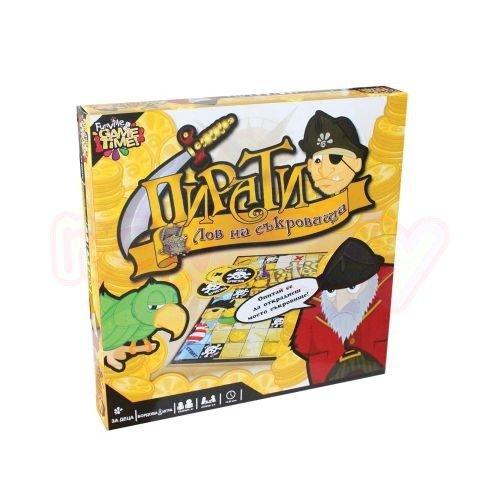 Игра Пирати Funville