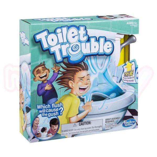 Игра Тоалетни неприятности Hasbro