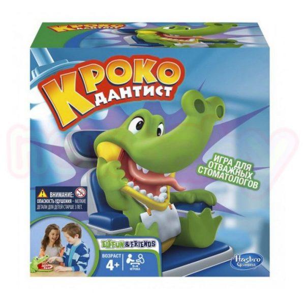 Игра Зъболекар на крокодили Hasbro