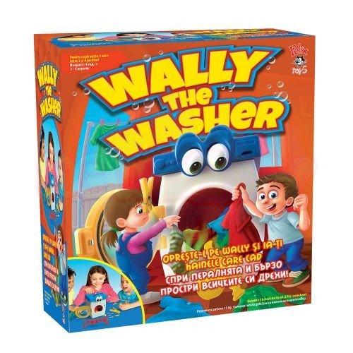 Игра с Пералня Машина Wally the Washer