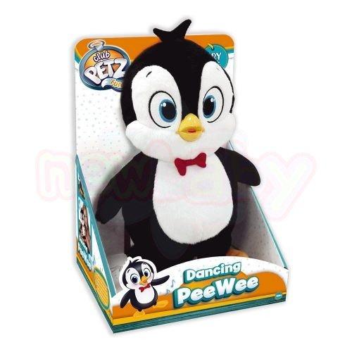 Интерактивен танцуващ пингвин IMC Toys PeeWee